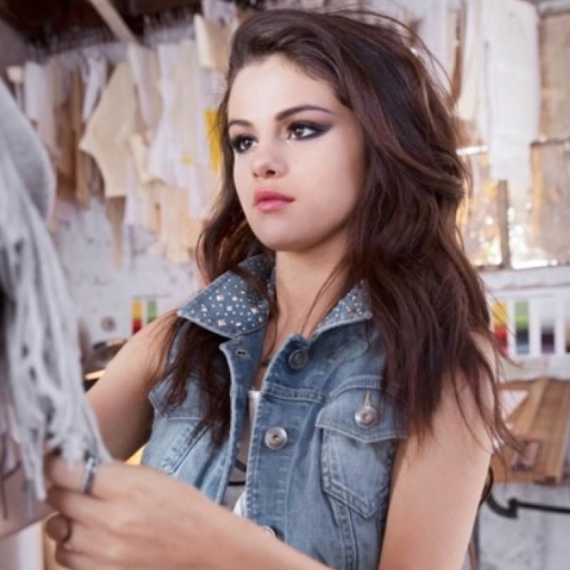 Selena Gomez Vest