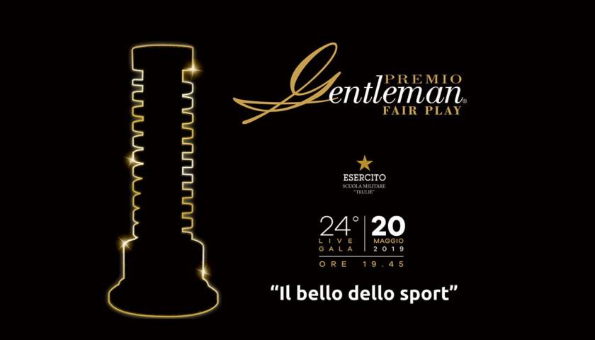 Meet Romagnoli at the Premio Gentleman 2019 Awards + Receive his AC Milan Shirt