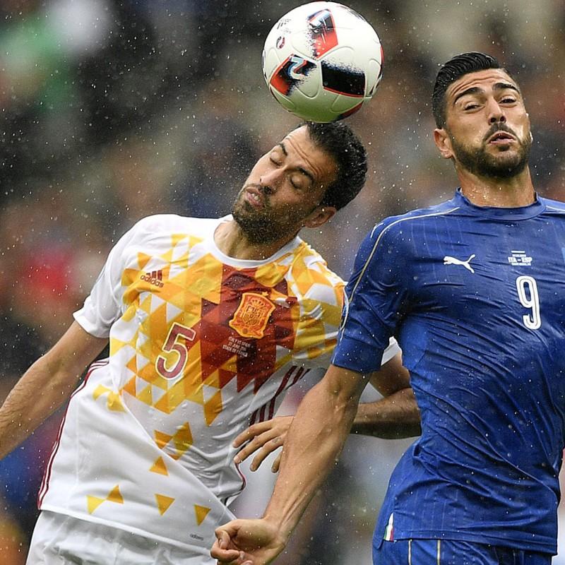 Exclusive Juventus Stadium experience for Italia-Spagna