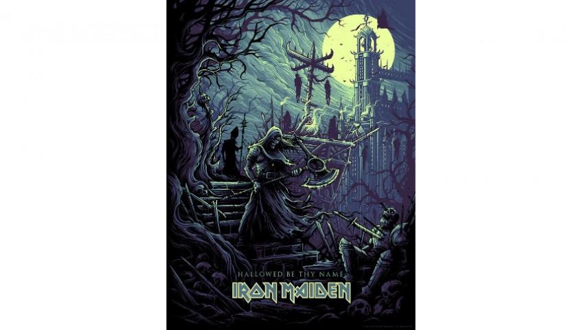 Iron Maiden Acme Print set