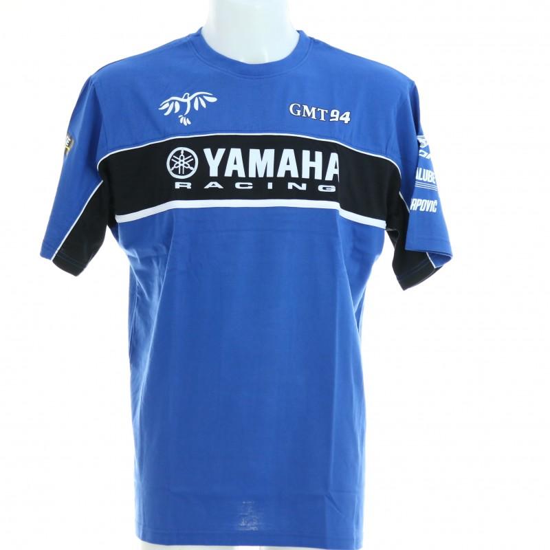 Official Yamaha Racing GMT94 T-Shirt - Size S