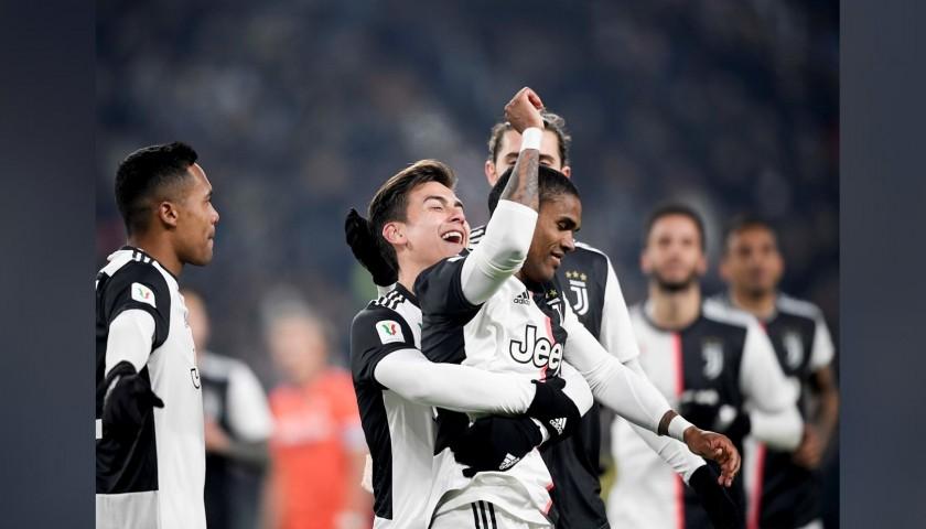 Enjoy the Juventus-Roma di Coppa Italia Match with Hospitality