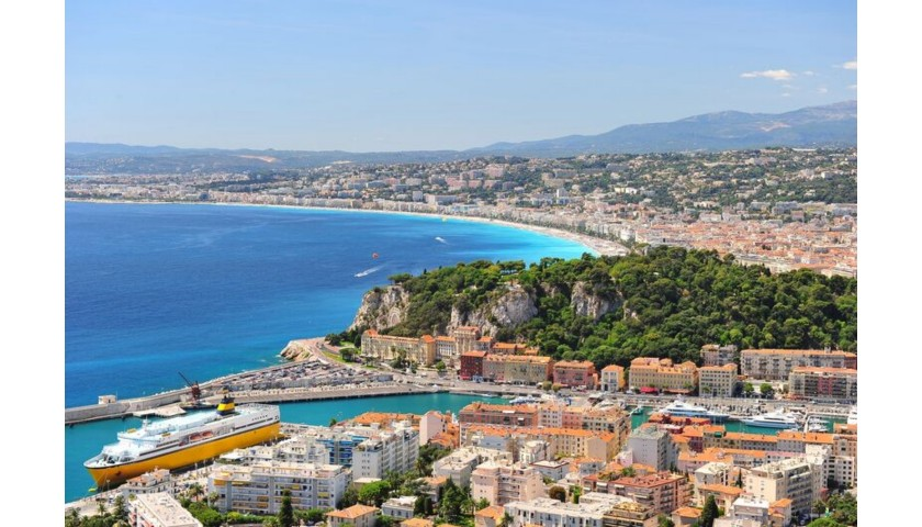 Two Nights at the French Riviera Spa Hotel in Nice for Two with Spending Money