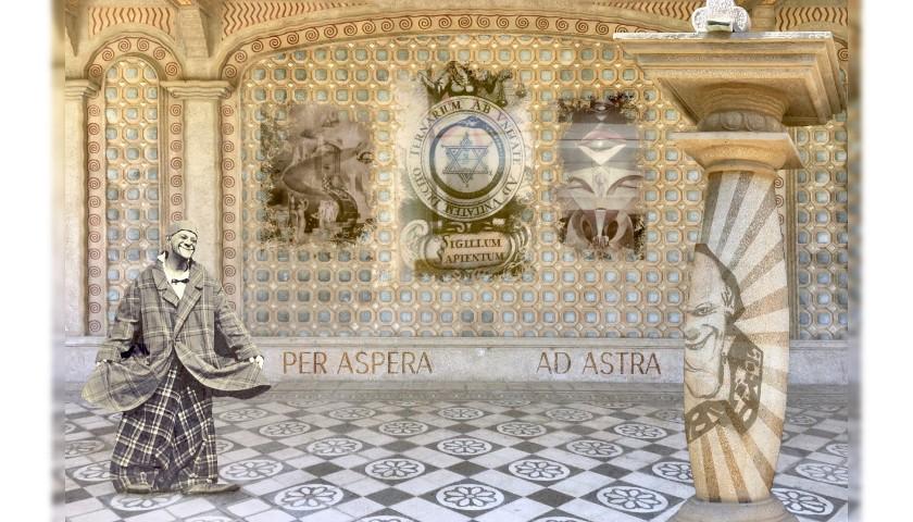 """""""Per Aspera ad Astra"""" by Ylenia Pizzetti"""