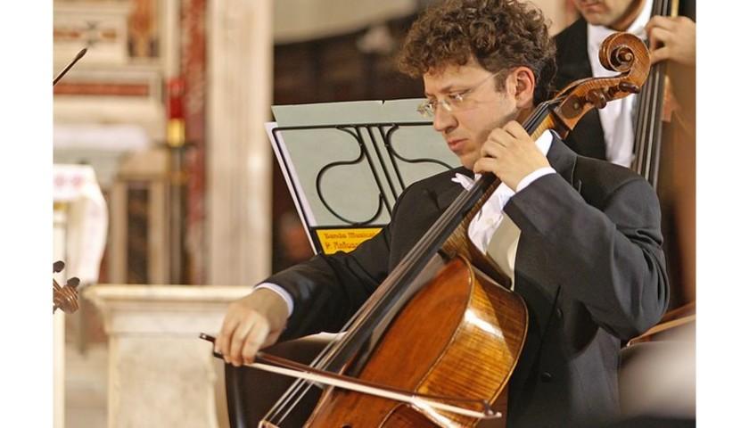 A Private Masterclass with Sandro Laffranchini and  La Scala Philharmonic