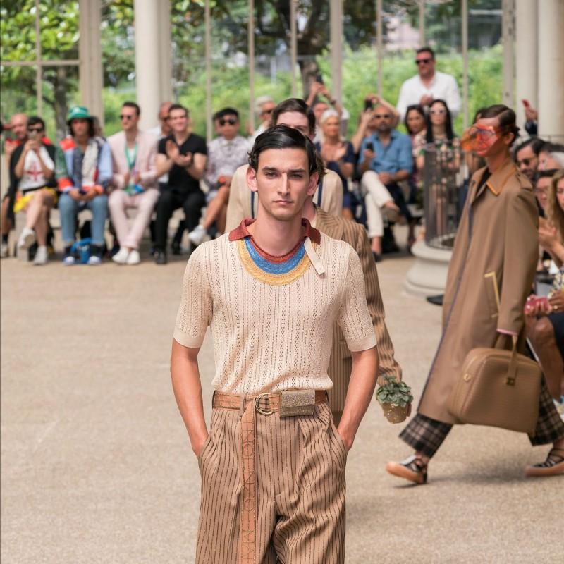 Attend the Marco De Vincenzo Fashion Show F/W 2020/21
