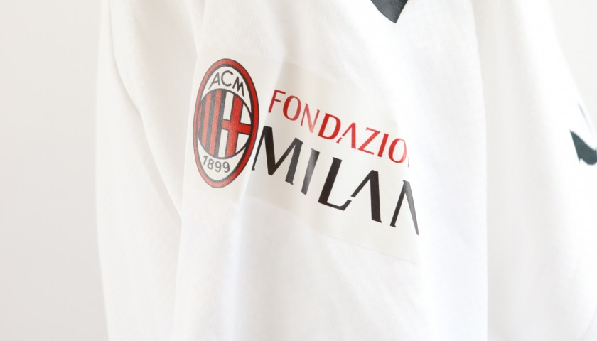 """AC Milan """"Immortali"""" Shirt - Signed by Colombo"""