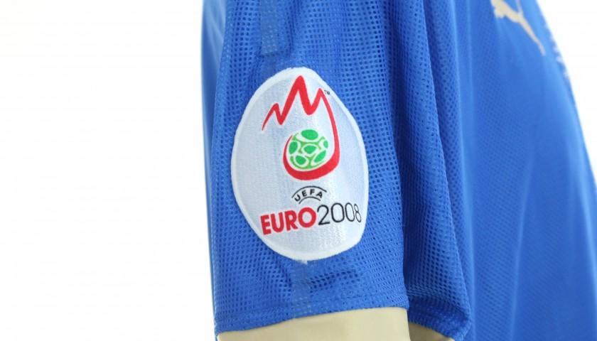 Toni's Italy Match Shirt, Euro 2008