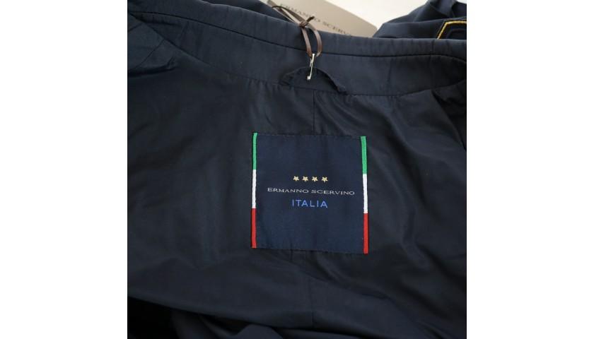 Simone Zaza's Italy National Football Team Trench Coat