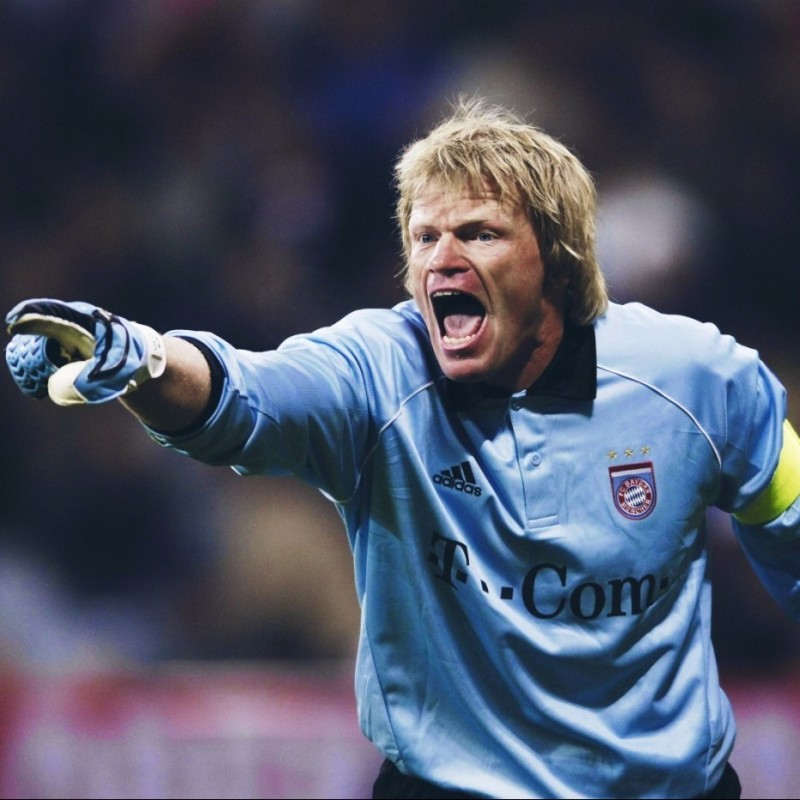 Golden Foot Gala Dinner Table with Oliver Kahn