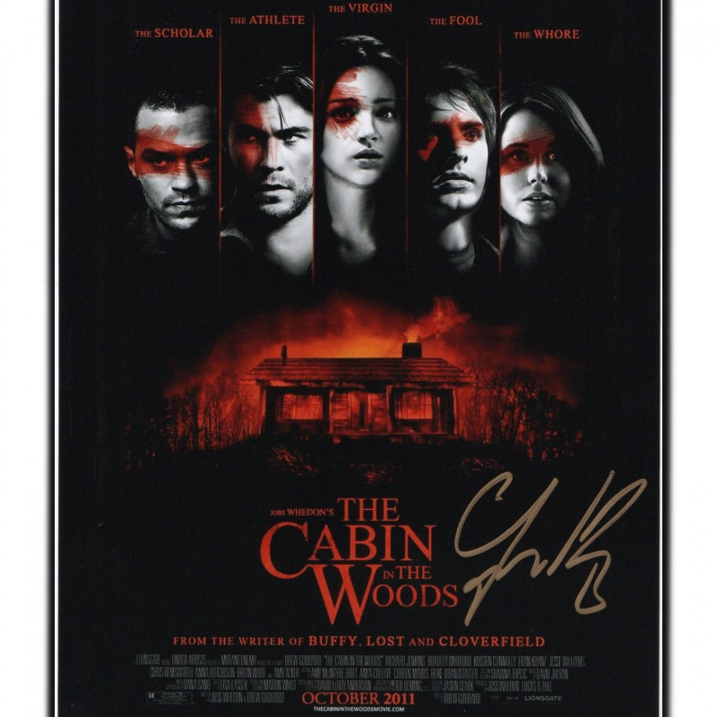 """The Cabin in the Woods"" - Photograph Signed by Fran Kranz"