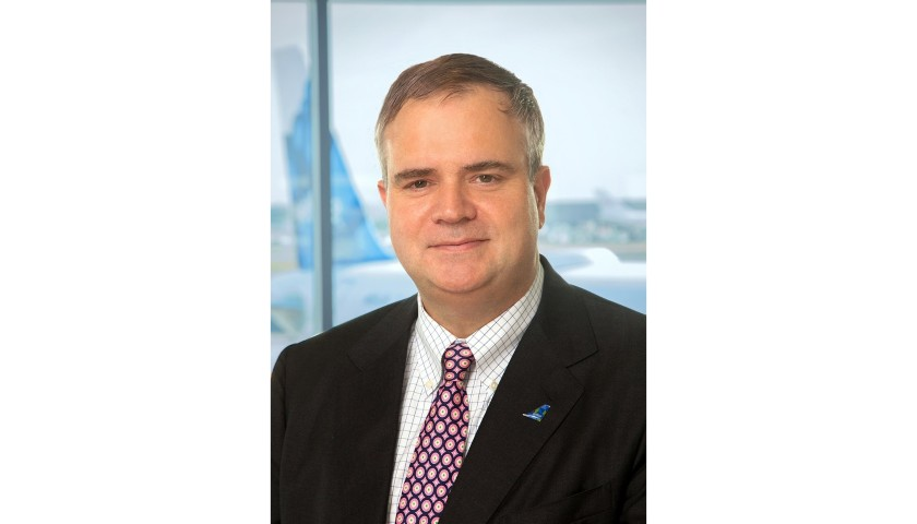 Join JetBlue CEO Robin Hayes for Lunch, Plus Airfare