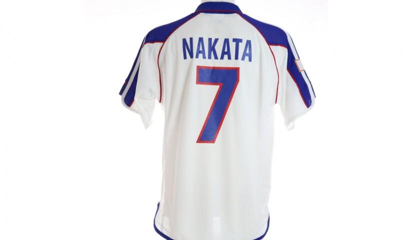 Nakata's Japan Match Shirt, 2000