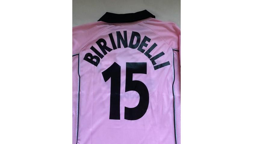 Birindelli's Juventus Match Shirt, UCL 1997/98