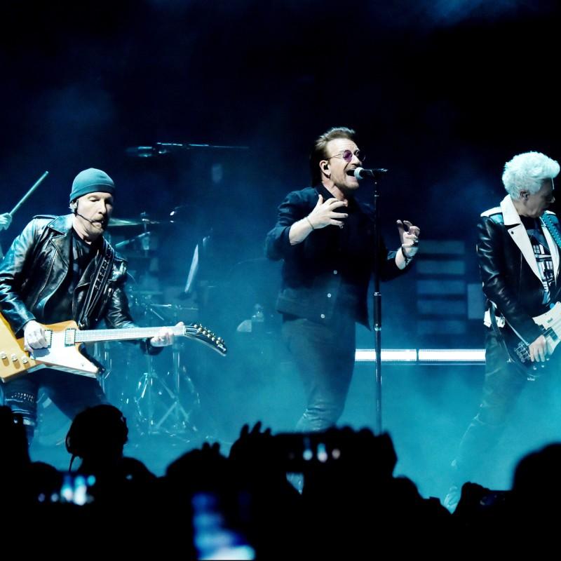 U2 Guitar with Digital Signatures