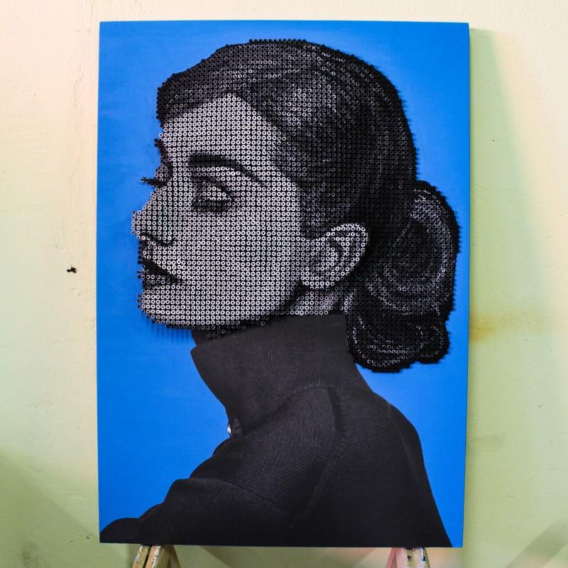 """Audrey Hepburn"" by Alessandro Padovan"
