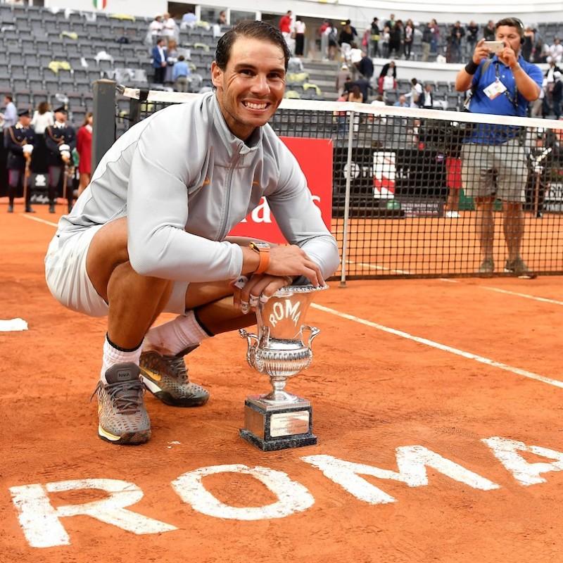 """Wearetennis.com"" Cap Signed by Nadal"