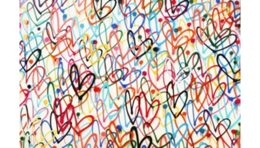 """Love Wall"" by James Goldcrown"