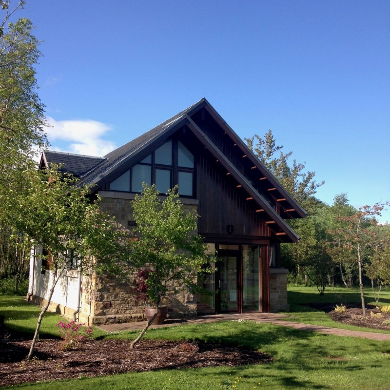 One Week at a Luxury Lodge on Carrick Golf Course, Loch Lomond for 6