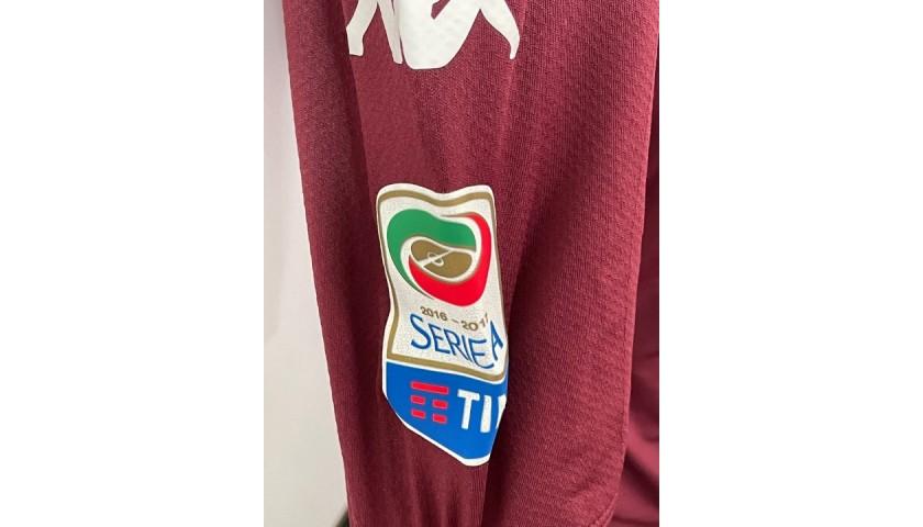 Izzo's Torino Match Shirt, 2017/18