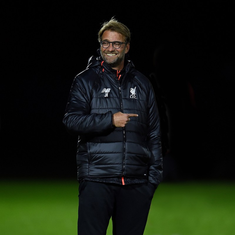 Be Jürgen Klopp for a Day