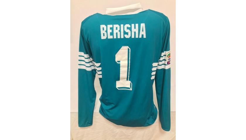 Berisha's Lazio Match Shirt, Serie A 2014/2015
