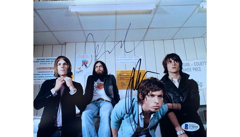 Kings of Leon Signed Photo
