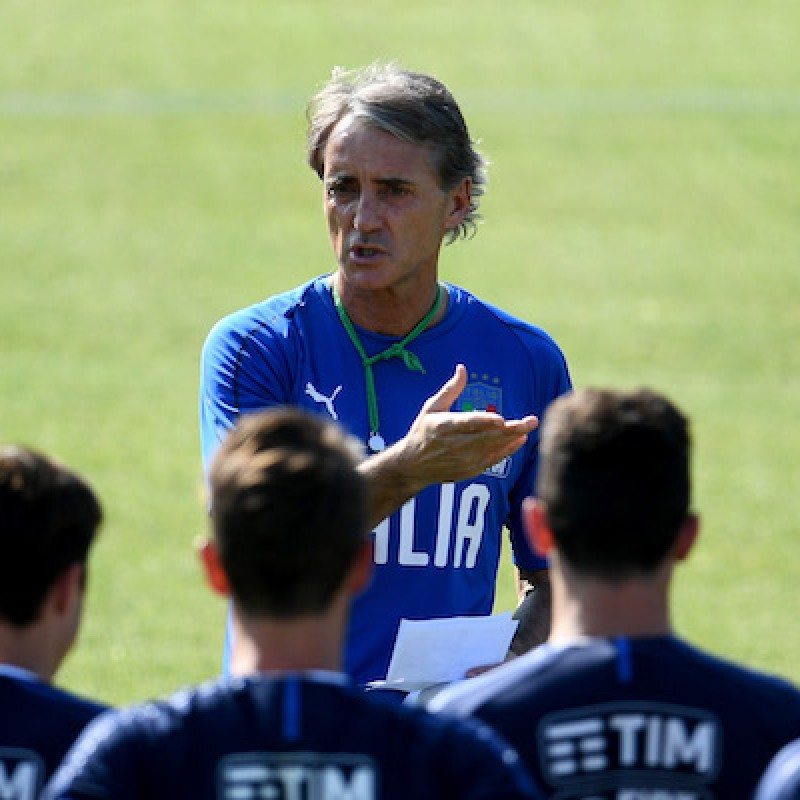 Spend a Day with the Italy National Football Team in Florence