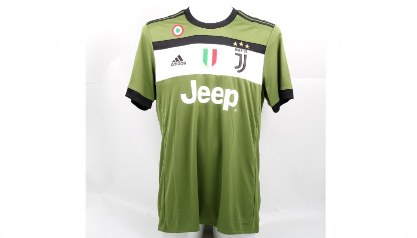 7efa8c5d0f4 Signed Official Pjanic Juventus Shirt