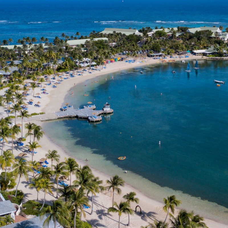 Enjoy a Week at the St. James Club and Villas in Antigua