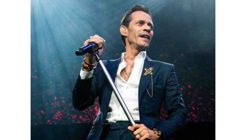 Meet Marc Anthony in March in Orlando, FL!