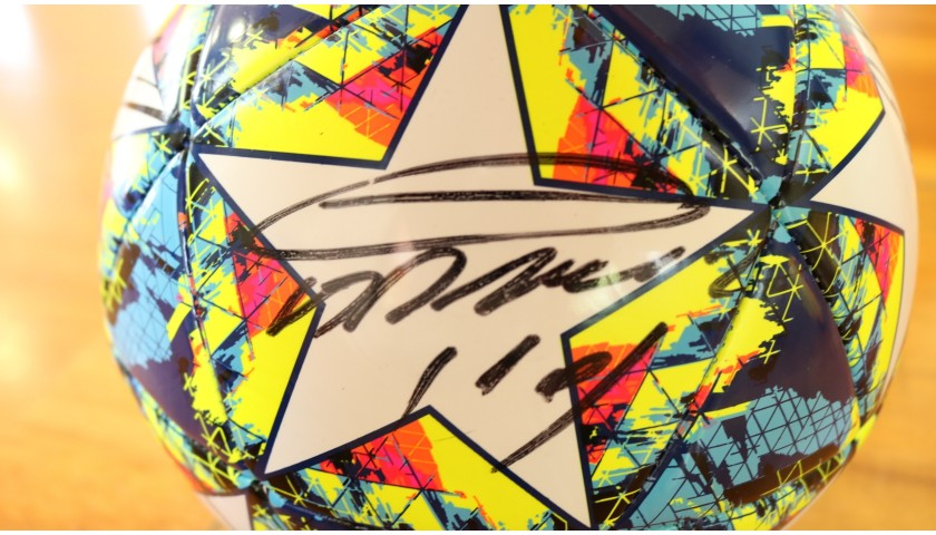Official Football UCL 2019/20 - Signed by Inter