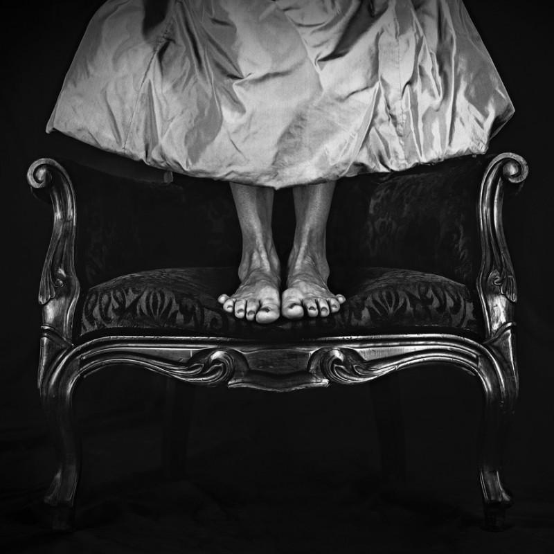 """Cenerentola scalza"" Photograph by Marco Roatta"