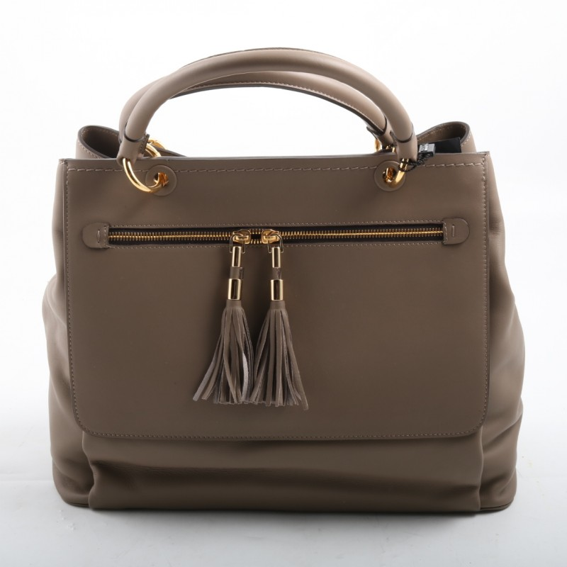 Fratelli Rossetti Bag with Tassels