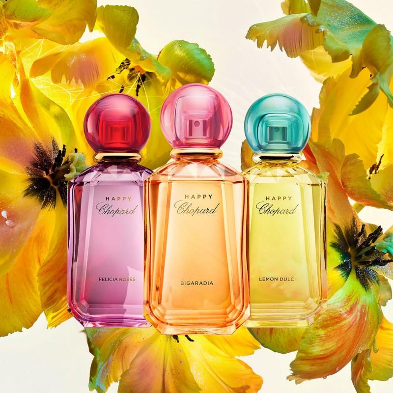 Happy Chopard - Bigaradia, Felicia Roses and Lemon Dulci Pack
