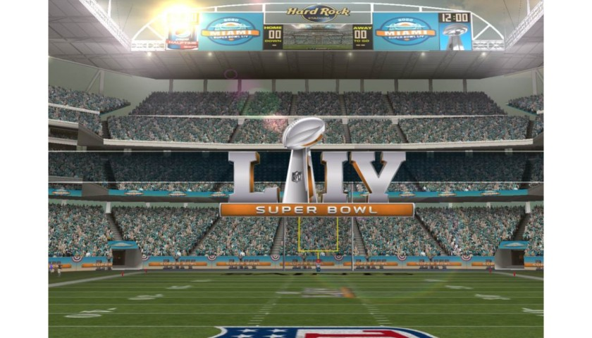 Attend the NFL's Biggest Game in Miami as a VIP