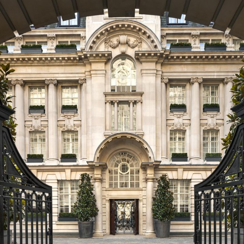 Overnight stay for two at Rosewood London
