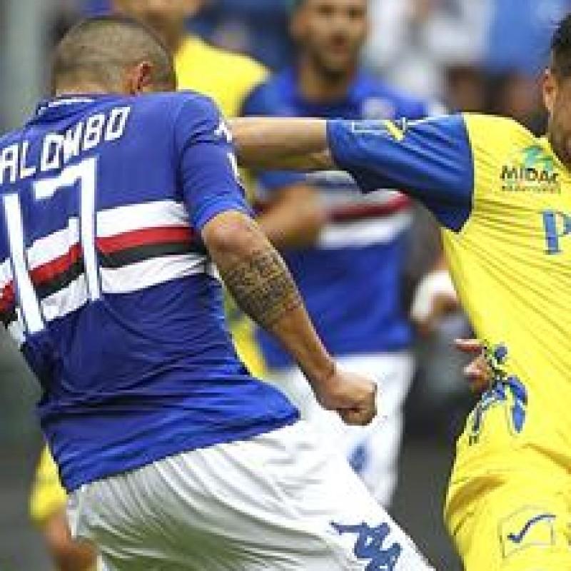2 tickets for Chievo Verona-Sampdoria Poltronissima