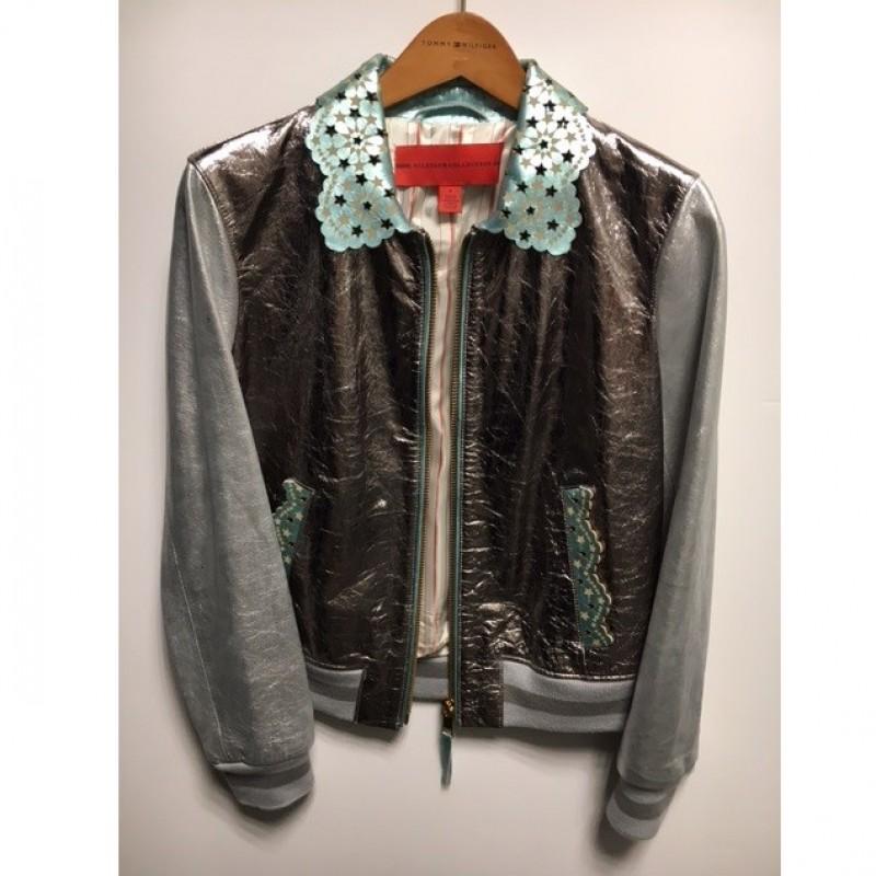 Silver Jacket by Tommy Hilfiger