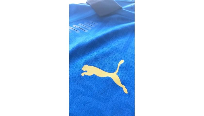Meet Chiellini and Receive his Euro 2020 Final Match Shirt