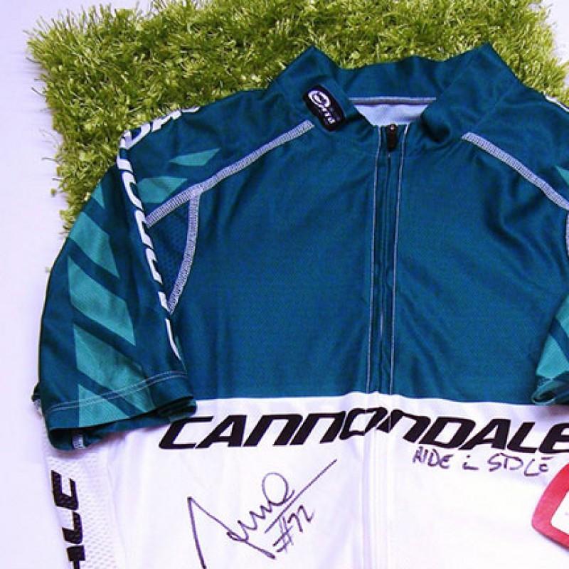 Fontana, italian crosscounty 2013 shirt - signed