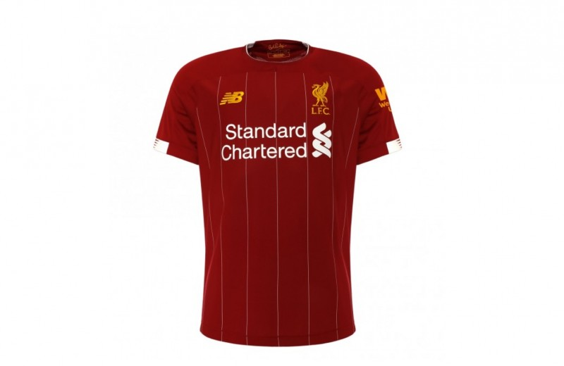 Liverpool FC Home Shirt