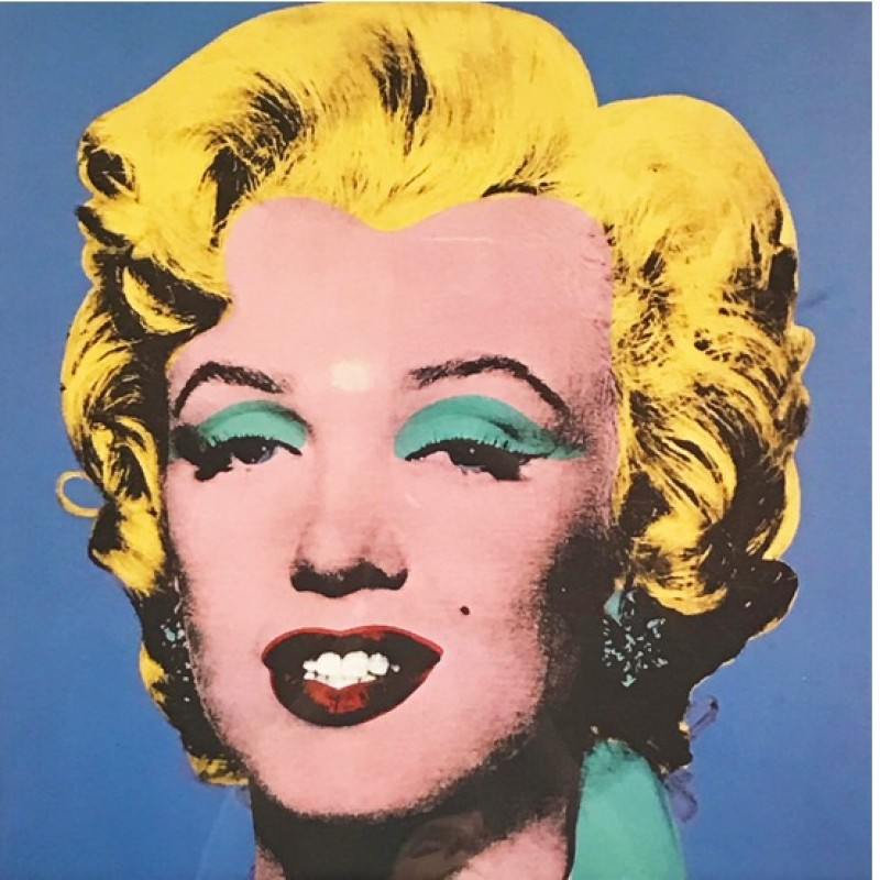 """Marilyn Monroe"" by Andy Warhol"