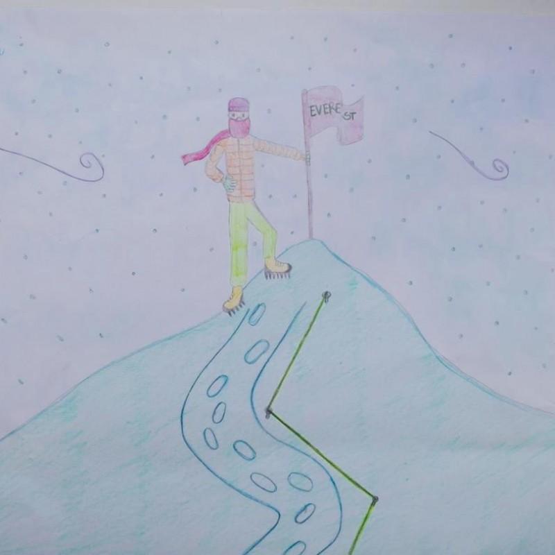 Lo scalatore n.5