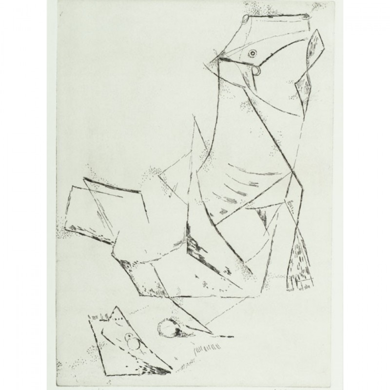 """Idea del Miracolo"" by Marino Marini"