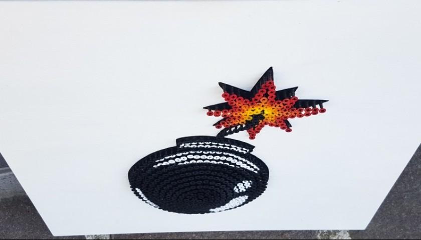 """Bomb"" by Alessandro Padovan"