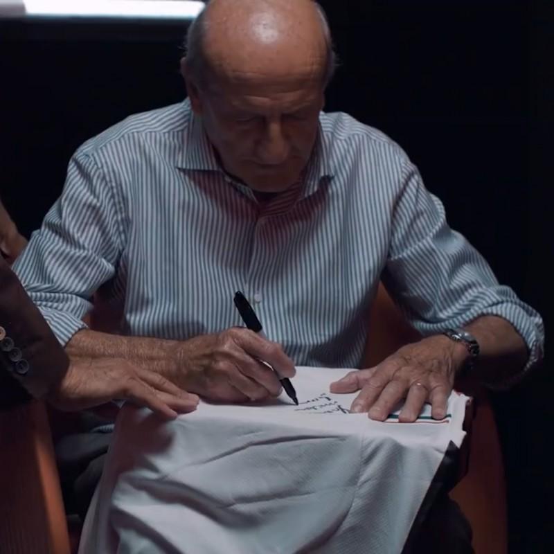 Maglia Ufficiale Milan, 2019/20 - Autografata da Lodetti