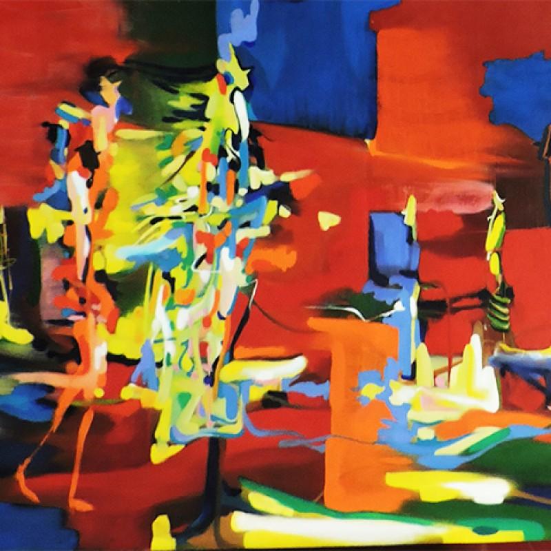 """""""La passeggiata del colore"""" by Marco Cingolani"""