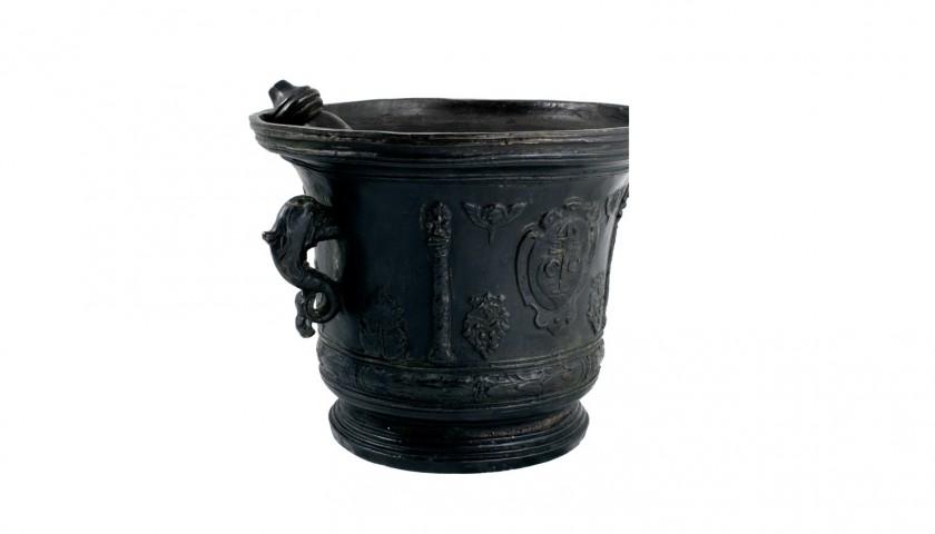 XVII Century Mortar