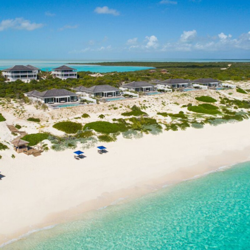 Enjoy 4 All Inclusive Nights at Sailrock in Turks and Caicos with Airfare